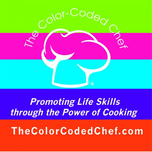 The Color Coded Chef logo
