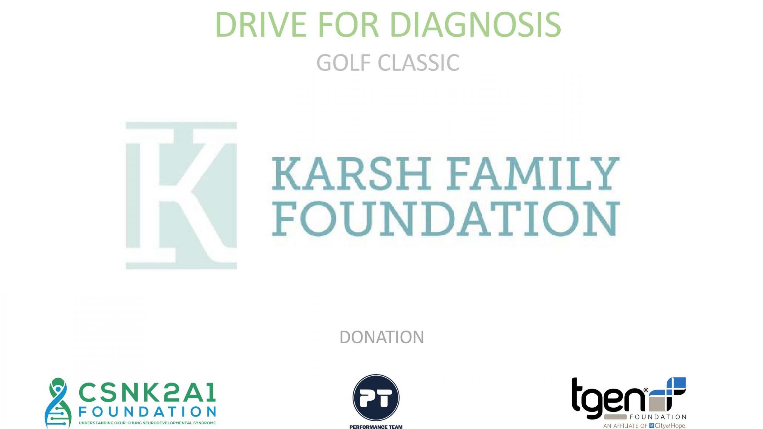 Karsh Family Foundation