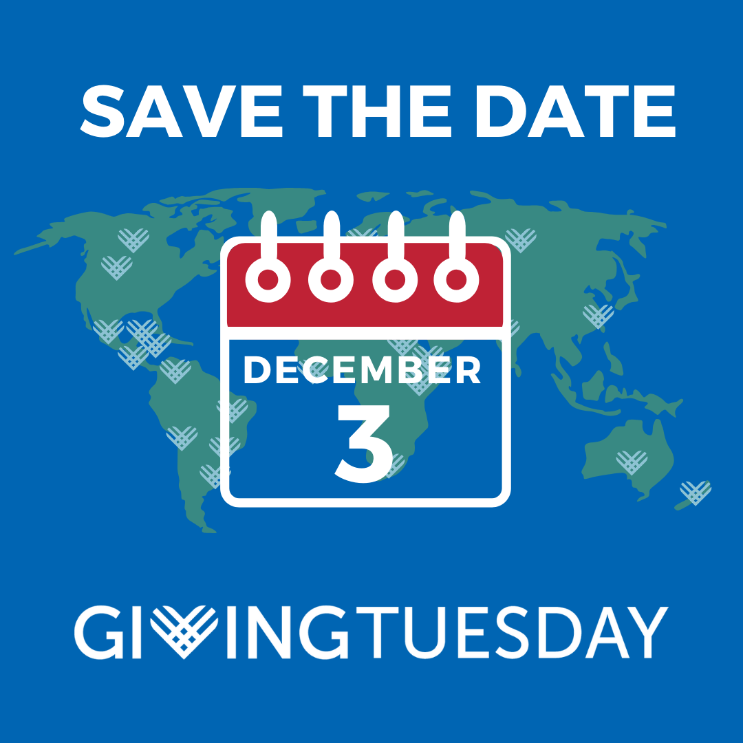 Giving Tuesday Save The Date 2019