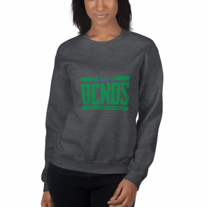 2020 CSNK2A1 Design Sweatshirt in Dark Heather