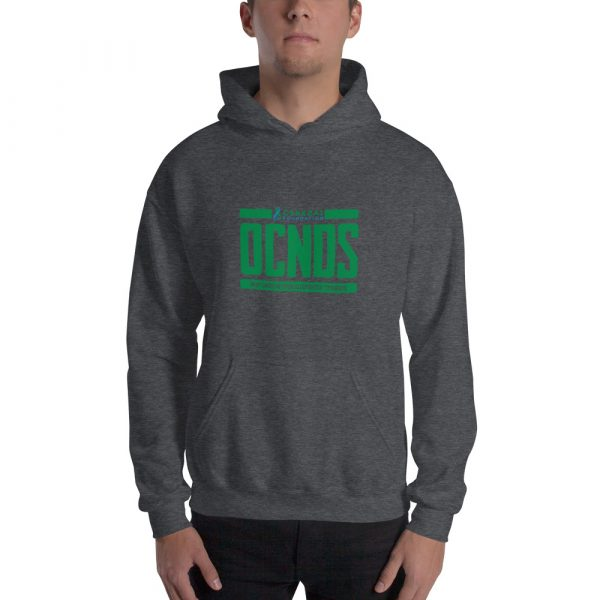 2020 CSNK2A1 design Unisex Hoodie in Dark Heather