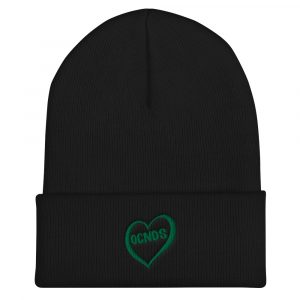 All Heart Beanie in Black
