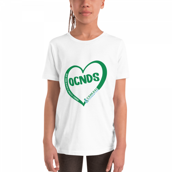 All Heart Youth tshirt in White