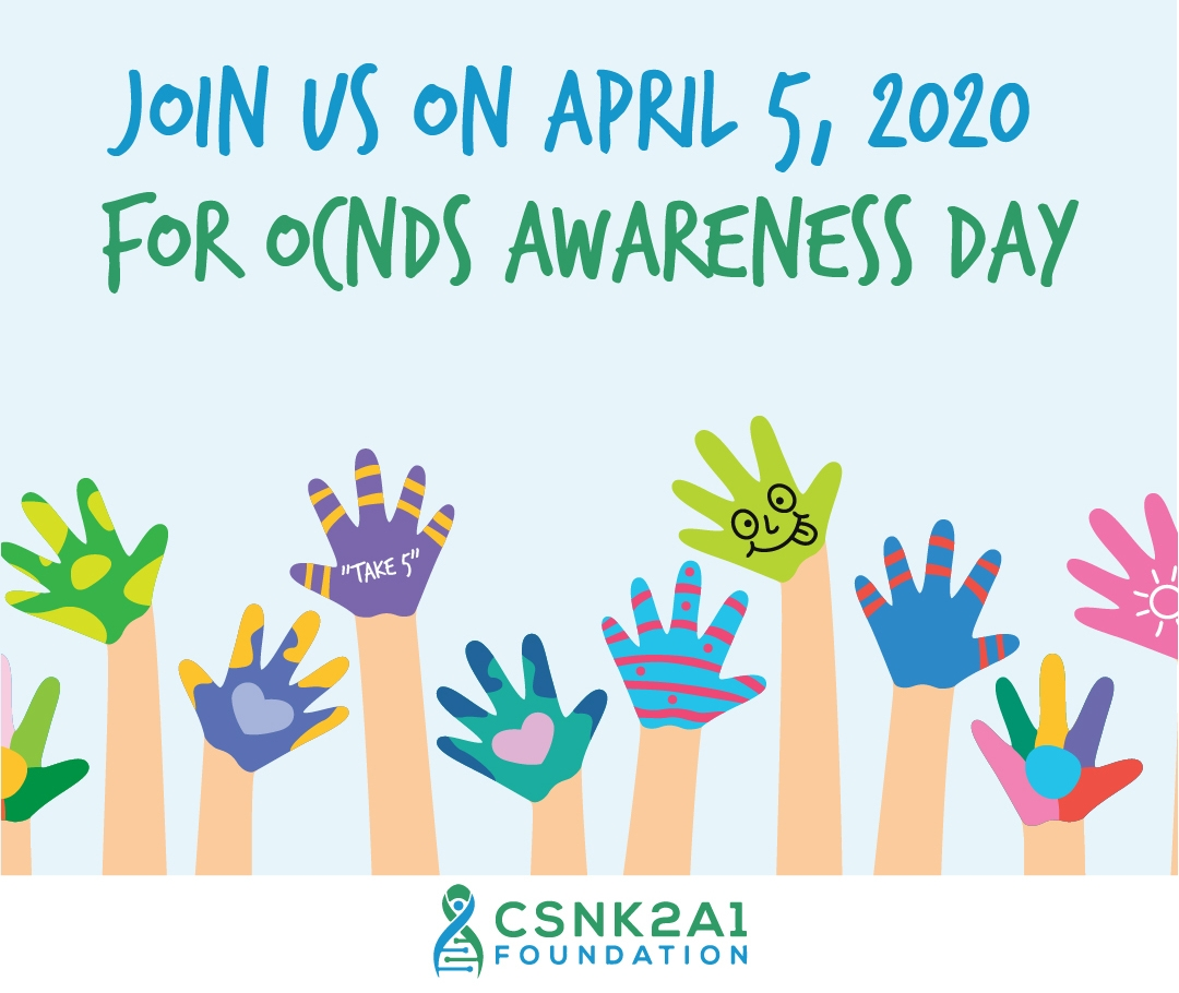 OCNDS Awareness Day 2020