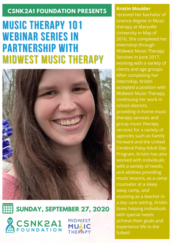 Music Therapy 101 Webinar