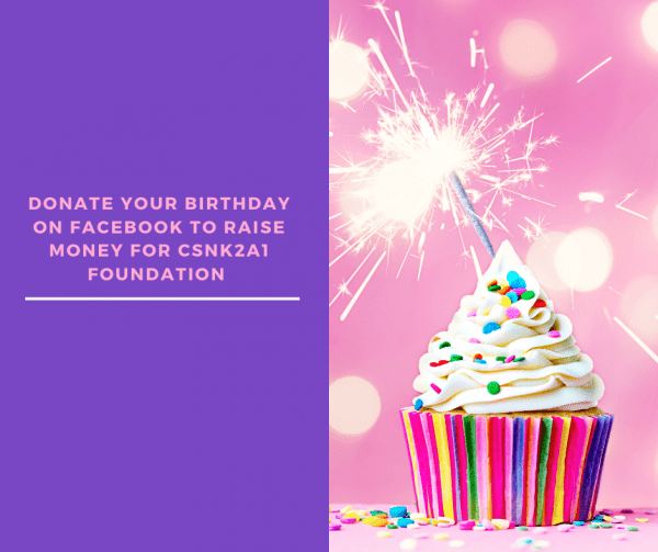 Facebook birthday donation