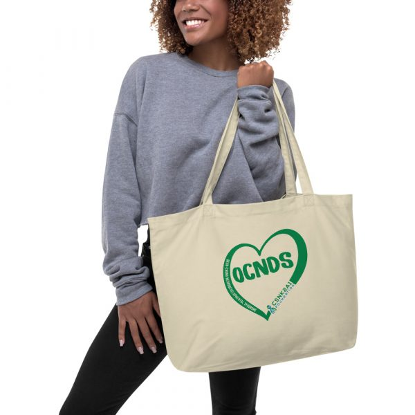 All Heart Tote in Oyster