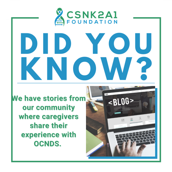 Did you know we have stories from our community?