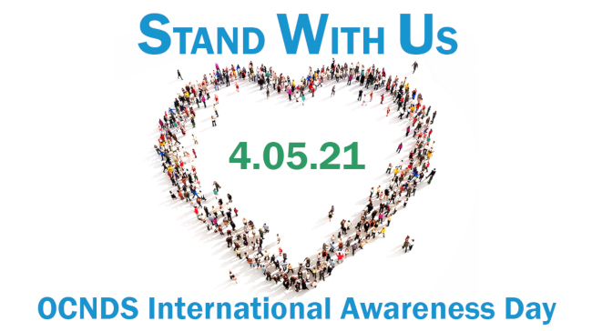 April 5th is International OCNDS Day