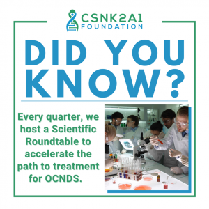 Did you Know Scientific Roundtable