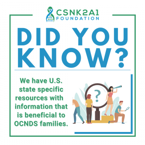 Did you Know US state specific resources