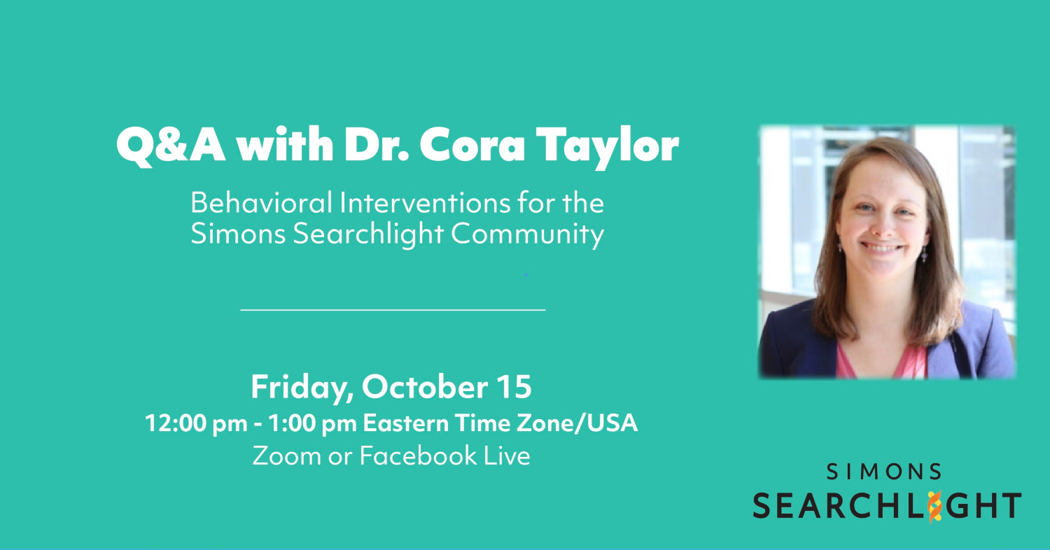 Q&A with Dr. Cora Taylor
