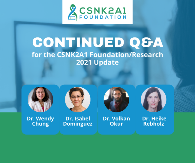 Continued Q&A Family Research Conference